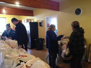 Missional Food Pantry