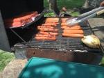 Hotdog for the neighborhood